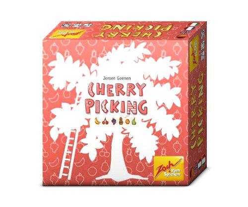 Cherry Pickingボードゲーム