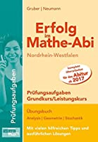 Erfolg im Mathe-Abi NRW Pruefungsaufgaben Grund- und Leistungskurs: mit der Original Mathe-Mind-Map