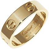 [カルティエ]Cartier K18YG ラブリング 指輪 メンズリング #55(15号) 483069 中古