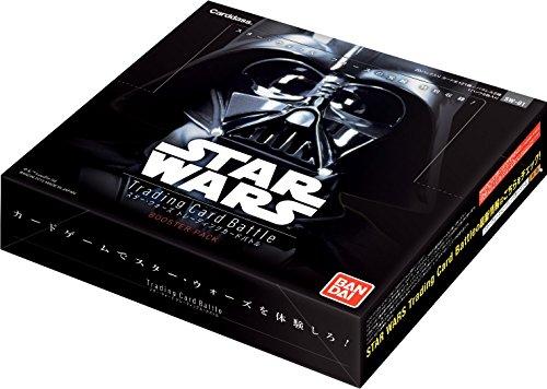 STAR WARS Trading Card Battle(仮) ブースターパック 【SW-01】(BOX)