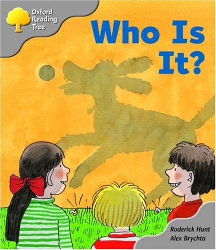 Oxford Reading Tree: Stage 1: First Words: Who is It?の詳細を見る