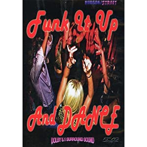 Funk It Up & Dance/[DVD] [Import]