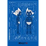 Tokyo Toys 鉄腕アトムポスター W62 x H92 cm
