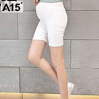 6f393b2f1719a Maternity Leggings Summer Thin Pregnancy Women Pants for Pregnant Women  Maternity Clothes Elastic Abdominal Pants Capri