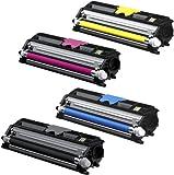 コニカミノルタ magicolor 1600シリーズ カラー4色セット 大容量トナーカートリッジ リサイクルトナー KONICA-MINOLTA カラーレーザープリンター複合機用