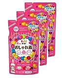 【まとめ買い】 ボールド 洗濯洗剤 液体 香りのおしゃれ着洗剤 詰め替え 400g×3個