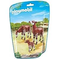 PLAYMOBIL 6643 Okapi family by PLAYMOBIL [並行輸入品]