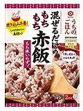 キッコーマン食品 うちのごはん 混ぜごはんの素 もちもち赤飯 92g ×5個