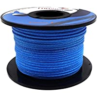 EMMAKITES 100%ダイニーマ 超高強度ポリエチレン繊維 0.6mm直径 155M 破断強度90kg