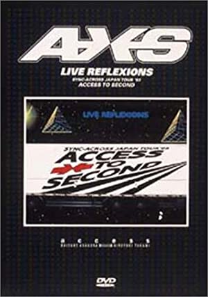 LIVE REFLEXIONS-ACCESS TO SECOND- [DVD]