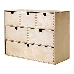 IKEA(イケア) MOPPE ミニチェスト, バーチ材合板 (50249569)