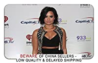 "Demi LovatoセクシーマウスパッドPlaymat ( 24"" x 14""インチ)"