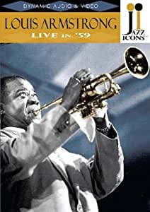 ライヴ・イン '59《ジャズ・アイコンズ~DVDシリーズ》