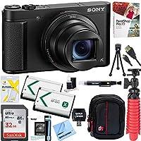 ソニー サイバーショット DSC-HX99 ハイズーム 4K カメラ + 32GB SDHC メモリアクセサリーセット