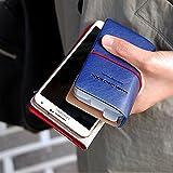カードケース 名刺入れ レディース メンズ カード入れ 革 レザー 縦入れ 30ポケット 両面収納 大量収納 クリア シンプル ポイントカード インデックス付 かわいい ギフト Liberty-Z (