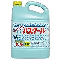 業務用 浴室用洗浄・カビ取り剤 カビとりバスクール 5.5kg 3本セット 234035 代引不可