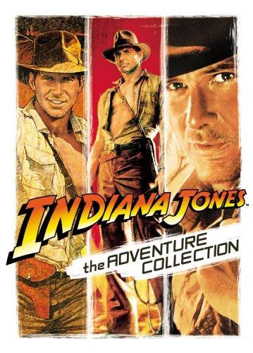 インディ・ジョーンズ アドベンチャー・コレクション (期間限定生産) [DVD]の詳細を見る