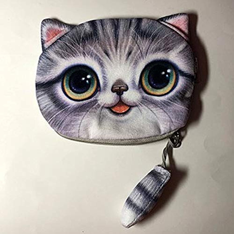 猫 ネコ CAT ポーチ コインケース Pouch Coin case