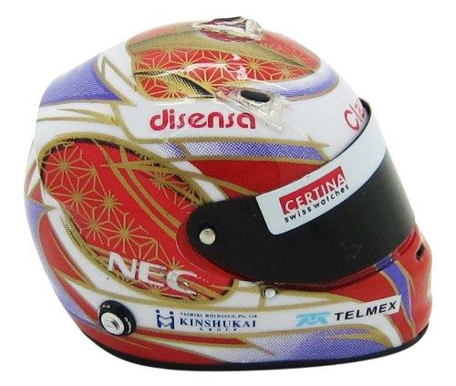 1/20 グランプリシリーズSPOT-No.27ザウバーC31 スペインGP ヘルメット付