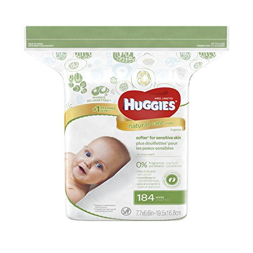 [ハギーズ]Huggies Natural Care Wip...