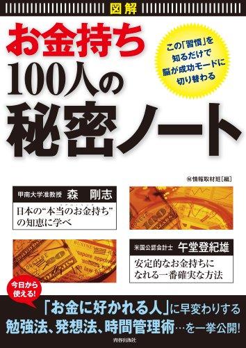 図解 「お金持ち」100人の秘密ノートの詳細を見る