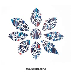 Mrs. GREEN APPLE「Folktale」のジャケット画像
