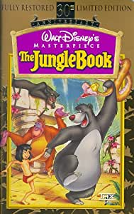 The Jungle Book [VHS] [Import]