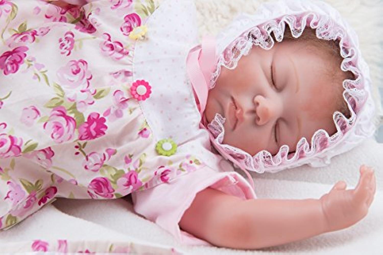 Rebornベビー人形磁気おしゃぶりLovelyハンドメイド新生児ソフトLifelike Sillicone Boy 22インチ解剖学的に正しい