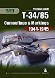 T-34-85: Camouflage and Markings 1944-1945 (Green)