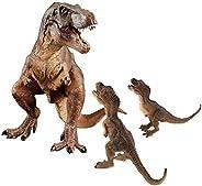 恐竜モデルのおもちゃ