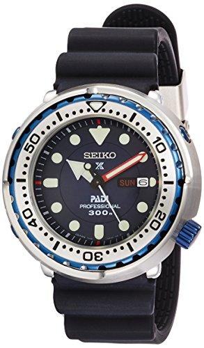 [プロスペックス]PROSPEX 腕時計 PROSPEX MARINEMASTER 300M 飽和潜水 PADIコラボ 数量限定700本 SBBN039 メンズの詳細を見る