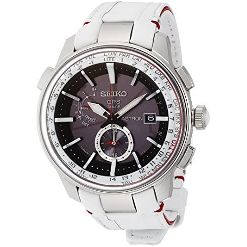 [セイコー]SEIKO 腕時計 ASTRON アストロン ソーラーGPS衛星電波修正 ボックス型サファイアガラス 内面無反射コーティング 日常生活用強化防水 (10気圧) SBXA045 メンズ