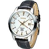 [セイコー] SEIKO 腕時計 キネティック GMT 100m防水 メーカー純正箱入り メンズ SUN035P1 [並行輸入品]