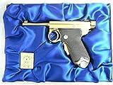 金属製モデルガン完成品ダミーカート仕様 南部式小型自動拳銃 ベビーナンブ
