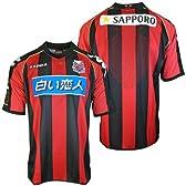 カッパ 2011 コンサドーレ札幌 ホーム ユニフォーム レッド×ブラック M