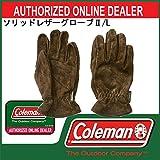コールマン ソリッドレザーグローブ II L 170-9507 キャンプ バーベキュー 手袋