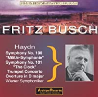 Haydn: Symphonies 100 & 101
