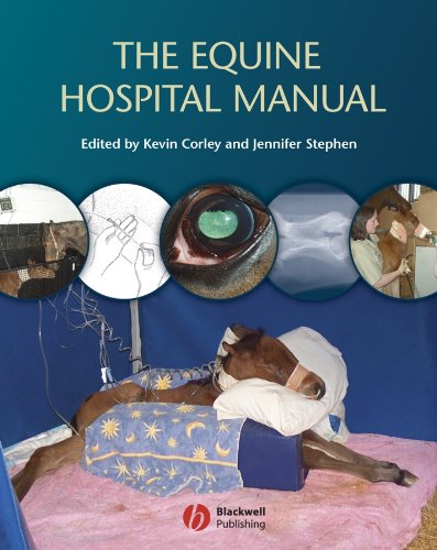 Download The Equine Hospital Manual 1405130164