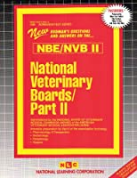 National Veterinary Boards (Nbe) (Nvb: Pharmacology, Therapeutics, Parasitology, Hygiene (Admission Test Series, Part 2)