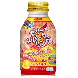 ダイドー ぷるッシュ!ゼリー×スパークリング ピンクグレープフルーツ 270g×24缶