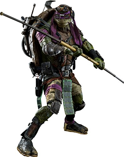 Teenage Mutant Ninja Turtles Donatello 1/6スケール ABS&PVC&POM製塗装済み可動フィギュア