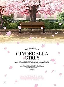 THE IDOLM@STER CINDERELLA GIRLS ANIMATION PROJECT ORIGINAL SOUNDTRACK 豪華特殊デジパック仕様[CD3枚+BDA1枚 計4枚組]