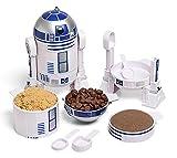 Star Wars R2-D2 Measuring Cup Set スターウォーズ R2-D2 メジャーリングカップセット(計量カップ)【並行輸入品】