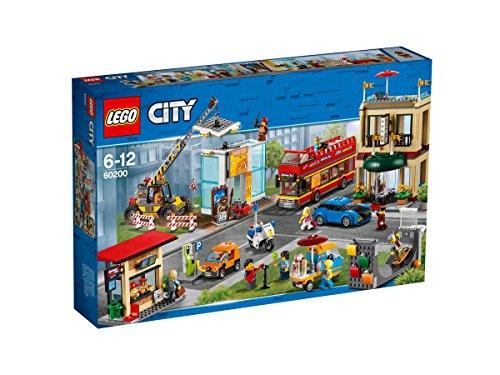 【Amazon.co.jp限定】レゴ(LEGO)シティ レゴ(R)シティの中...