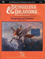 Vengeance of Alphaks: Module M2 (Dungeons & Dragons)