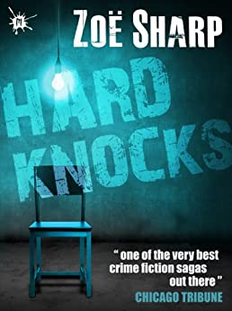 HARD KNOCKS: book 3 (The Charlie Fox Thrillers) by [Sharp, Zoe]