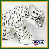 HANSA ぬいぐるみ5318 ユキヒョウ 45 SNOW LEOPARD