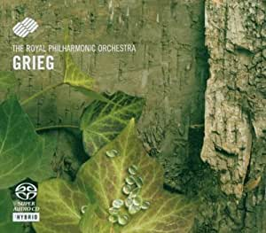 Grieg: Piano Concerto; Lyric Pieces [Hybrid SACD] [Germany]