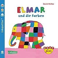 Baby Pixi 49: VE 5 Elmar und die Farben: Diese Verpackungseinheit enthaelt 5 Exemplare des Titels