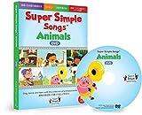 スーパー シンプル ソングス アニマル DVD - 動物 【子ども英語】  Super Simple Songs Animals DVD